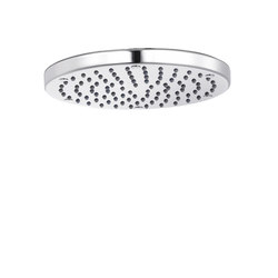 Contemporary | Shower head Ø 250mm | Shower controls | rvb