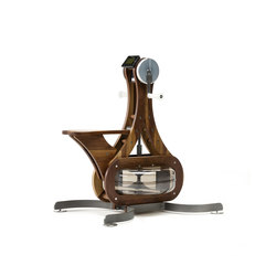 WaterGrinder Walnut | Multi gyms | WaterRower