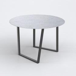 Dritto Dining Table Ø 120 cm   Esstische   Salvatori