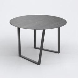 Dritto Dining Table Ø 120 cm | Mesas comedor | Salvatori