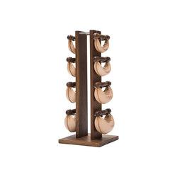 Swing Tower Walnut   Fitness tools   WaterRower