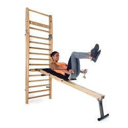 WallBars CombiTrainer | Aparatos multifuncionales | WaterRower