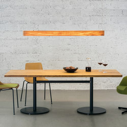 DOPPIO | Dining tables | FORMvorRAT