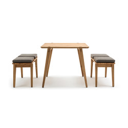 freistil 156 | Tables and benches | freistil
