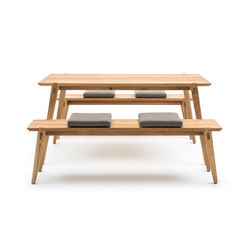 freistil 156 | Tische und Bänke | freistil