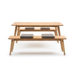 freistil 156 | Tavoli e panche | freistil