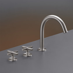 Cross CRX03 | Wash-basin taps | CEADESIGN
