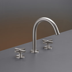 Cross CRX05 | Wash-basin taps | CEADESIGN