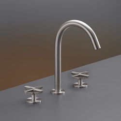Cross CRX06 | Wash basin taps | CEADESIGN