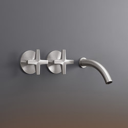 Cross CRX11 | Wash-basin taps | CEADESIGN