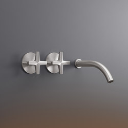 Cross CRX12 | Wash-basin taps | CEADESIGN