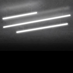 Alphabet of light Linear 120,180, 240 | Suspensions | Artemide Architectural