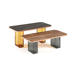 Lands | Tables basses | Fiam Italia