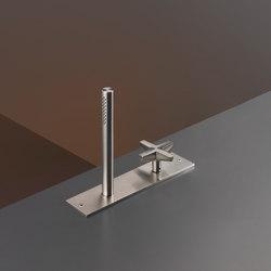 Cross CRX24 | Wash basin taps | CEADESIGN