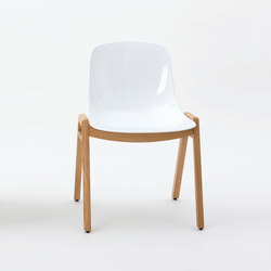 PURE_AS | Visitors chairs / Side chairs | FORMvorRAT