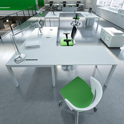 KS Light desk | Individual desks | IVM