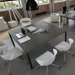 KS LIGHT meeting table | Contract tables | IVM