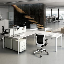 KS Light desk | Tischsysteme | IVM