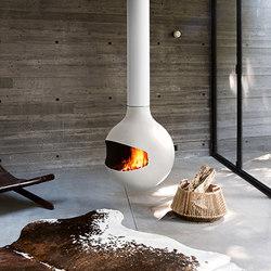 Bathycafocus White | Open fireplaces | Focus