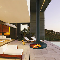 Domofocus Outdoor | Open fireplaces | Focus