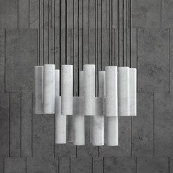 Silo chandelier | Chandeliers | Salvatori