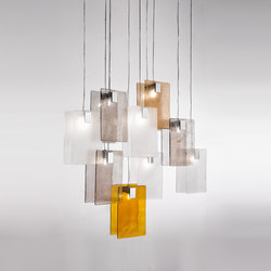 MURA SUSPENSION | Suspended lights | ITALAMP