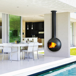 Émifocus Outdoor | Open fireplaces | Focus