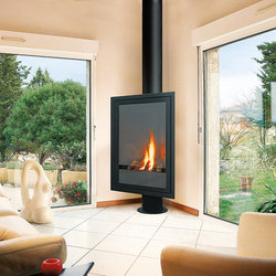 Eurofocus Gas | Wood burning stoves | Focus
