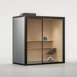 Acoustic Room S | Box de bureau | Fantoni