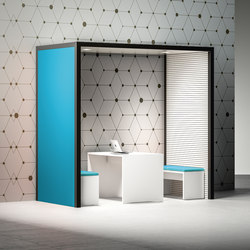 Acoustic Room S | Partitions | Fantoni