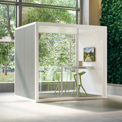 Acoustic Room M | Partitions | Fantoni