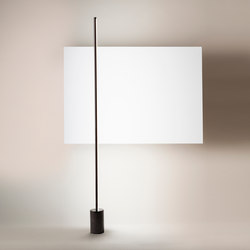 Cross Floor Lamp | Lámparas de pie | Inventive