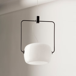 Galet Pendant Lamp | Suspended lights | bs.living