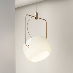 Galet Pendant Lamp | Suspended lights | Inventive