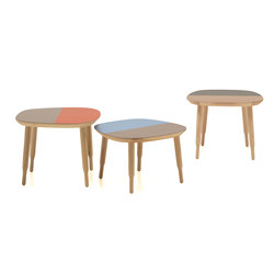 Bump Coffee Table | Mesas de centro | Cizeta | L'Abbate