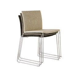 Metropolis Chair 117.01 | Visitors chairs / Side chairs | Cizeta | L'Abbate