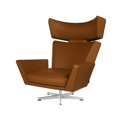 Oksen™ | 4201 | Lounge chairs | Fritz Hansen