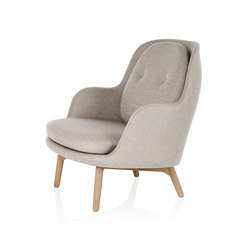 Fri™ | JH5 | Lounge chairs | Fritz Hansen