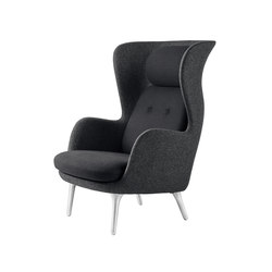 Ro™ | JH1 | Lounge chairs | Fritz Hansen
