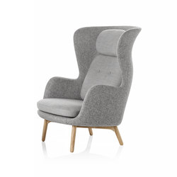 Ro™ | JH2 | Lounge chairs | Fritz Hansen