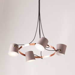 Loop Pendant Lamp | Suspended lights | bs.living