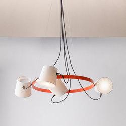 Loop Pendant Lamp | Suspended lights | bs.living