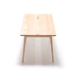 Stube Table 167.02 | Restaurant tables | Cizeta | L'Abbate