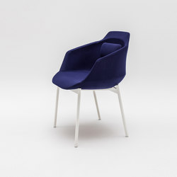 Ultra | armchair | Visitors chairs / Side chairs | MDD