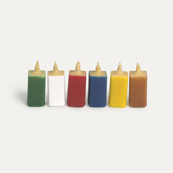Quadro Color S | Candlesticks / Candleholder | HANDS ON DESIGN