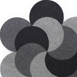 Almanach Circle Grey | Rugs | HANDS ON DESIGN