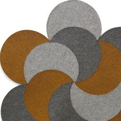 Almanach Circle Orange | Rugs | HANDS ON DESIGN
