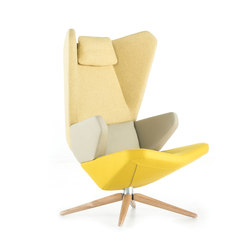 Trifidae lounge chair | Poltrone lounge | Prostoria