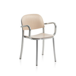 1 Inch Armchair | Visitors chairs / Side chairs | emeco