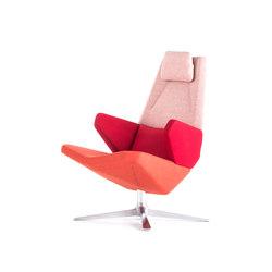 Trifidae armchair | Poltrone lounge | Prostoria